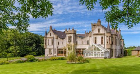 Tillycorthie Mansion House, Udny, Ellon, Aberdeenshire, AB41. 11 bedroom detached house for sale