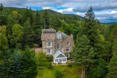 Tullich Lodge, Ballater, Aberdeenshire, AB35. 10 bedroom detached house for sale