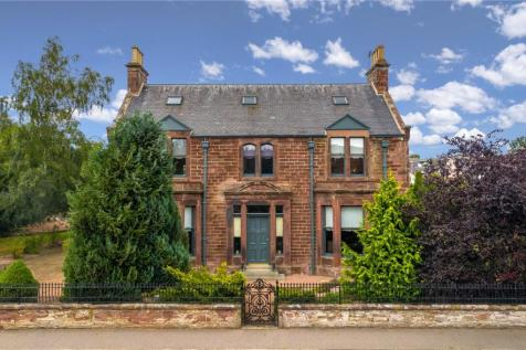 Skeen House, Victoria Terrace, Turriff, Aberdeenshire, AB53. 6 bedroom detached house for sale
