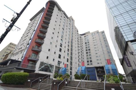 Landmark Place, Churchill Way, Cardiff. 2 bedroom apartment for sale