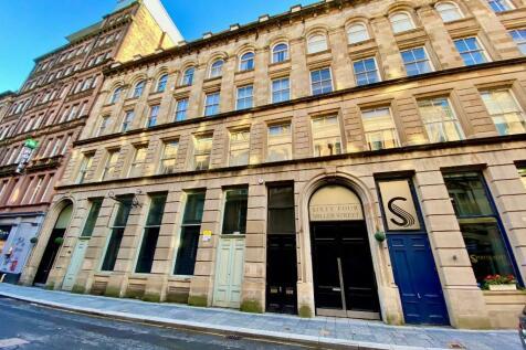 Miller Street , City Centre, Glasgow, G1. 2 bedroom flat