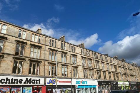 Great Western Road, Hillhead, Glasgow, G4. 2 bedroom flat