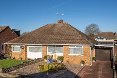 Egremont Road, Bearsted. 2 bedroom semi-detached bungalow for sale