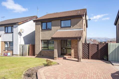 14 Rowallan Drive, Bannockburn, Stirling, FK7. 3 bedroom detached house for sale