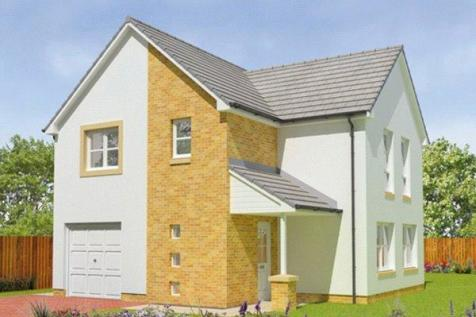 Plot 1, The King's Meadow, Stirling, FK7. 4 bedroom detached house