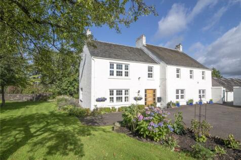 Old Mill Farm, Craigforth, Stirling, FK9. 4 bedroom detached house for sale