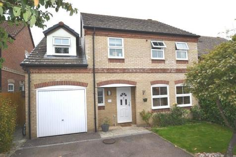 Knights Close, Buntingford. 4 bedroom detached house
