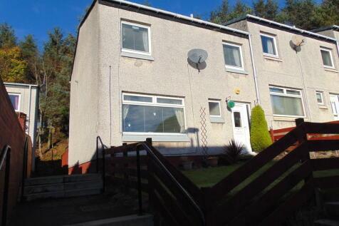 Beauly Court, Hallglen, Falkirk. 3 bedroom end of terrace house