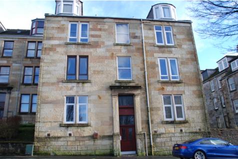 Trafalgar Street, Greenock, Inverclyde, PA15. 2 bedroom flat