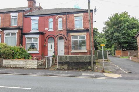 Hall Street, Offerton, Stockport, SK1. 3 bedroom end of terrace house for sale