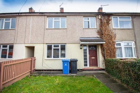 SCARBOROUGH RISE, BREADSALL HILLTOP. 3 bedroom terraced house