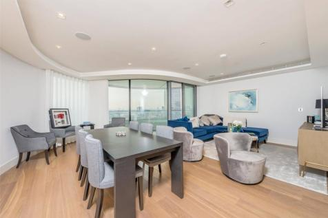 The Corniche, Tower Two, Albert Embankment, SE1. 3 bedroom apartment for sale