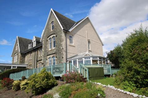 Thornloe Guest House, Albert Road, Oban, PA34 5EJ. 9 bedroom semi-detached house