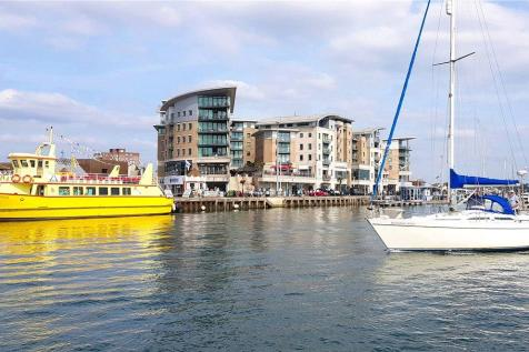 Dolphin Quays, The Quay, Poole. 2 bedroom apartment