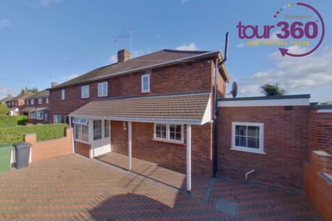 Reeves Way, Peterborough, PE1. 3 bedroom semi-detached house for sale