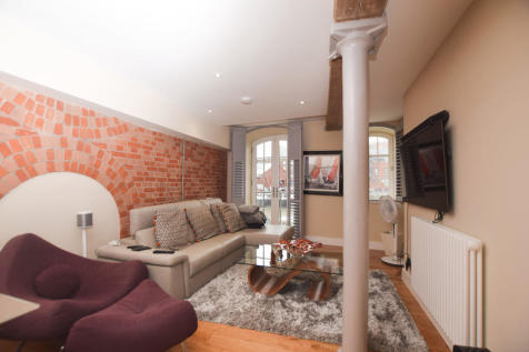Redcliff Backs, Bristol. 2 bedroom apartment