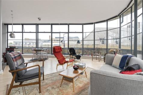 Exchange Building, 132 Commercial Street, Shoreditch, London, E1. 2 bedroom penthouse for sale