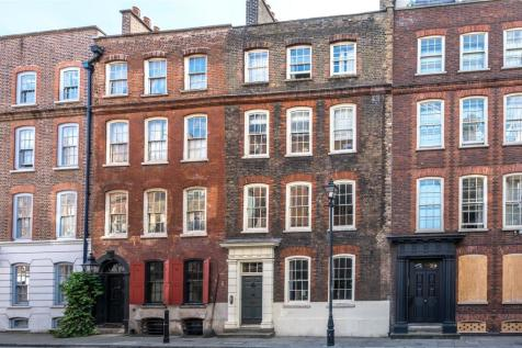 Folgate Street, London, E1. 5 bedroom terraced house for sale