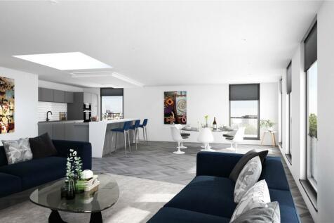 Perseverance Works, 38 Kingsland Road, London, E2. 2 bedroom penthouse for sale