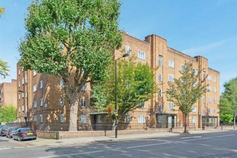 Dibdin House, Maida Vale, London. 2 bedroom flat
