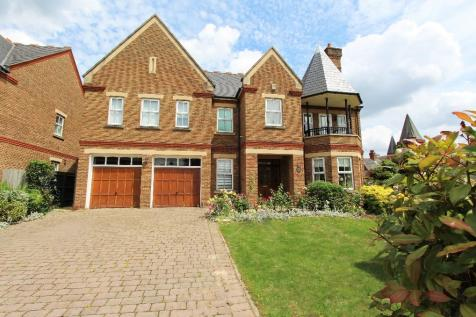 Clarence Gate, Repton Park, Woodford Green, Essex, IG8. 7 bedroom detached house for sale