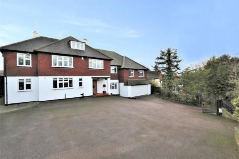 Traps Hill, Loughton, Essex, IG10. 6 bedroom detached house for sale