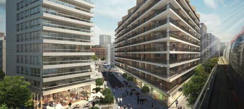 Ballymore, Brand New, Royal Wharf, London, E16. 3 bedroom apartment