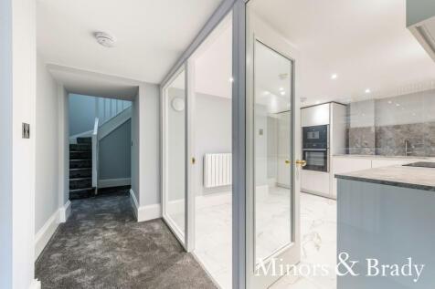 Surrey Street, Norwich. 2 bedroom apartment for sale