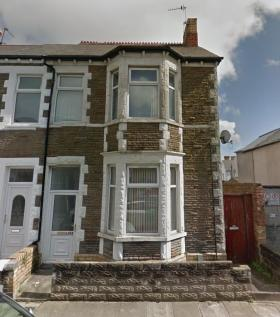 Morel Street, Barry. 1 bedroom flat