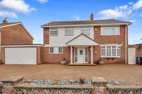 Beach Green, Shoreham.. 5 bedroom detached house for sale