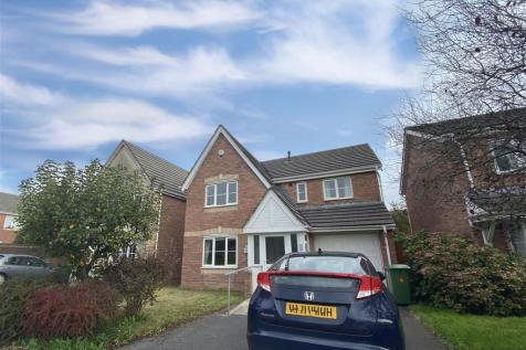 Treseder Way, CARDIFF. 4 bedroom house