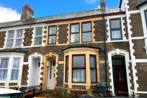 Clare Gardens, Grangetown, Cardiff. 2 bedroom flat