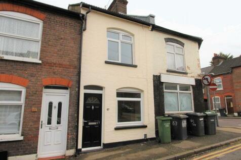 Tavistock Street, Luton, LU1 3UT. 2 bedroom terraced house
