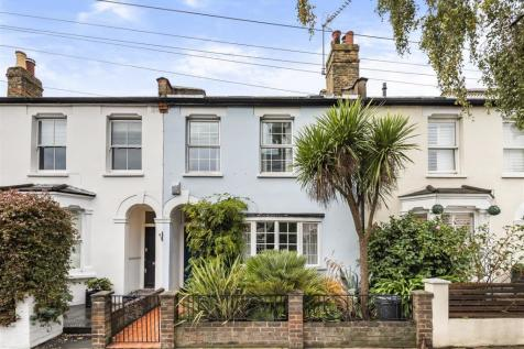 Raleigh Road, Richmond. 4 bedroom terraced house for sale
