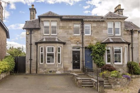 Jeanfield Road, Perth, Perthshire. 3 bedroom semi-detached house for sale