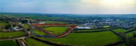 Land Opposite Langdon Rd Industrial, Estate, Bradworthy, Nr Holsworthy, Devon, EX22. Land for sale