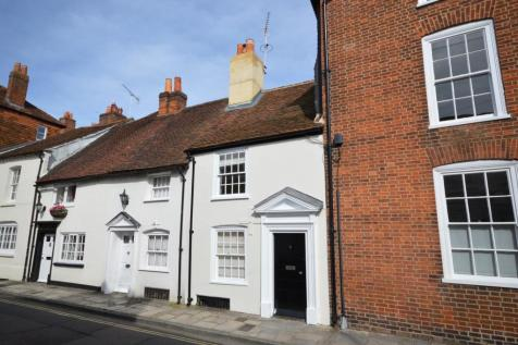 South Pallant, Chichester, PO19. 2 bedroom terraced house