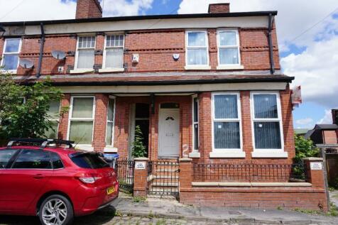 Carrill Grove, Levenshulme, Manchester, M19. 1 bedroom house share