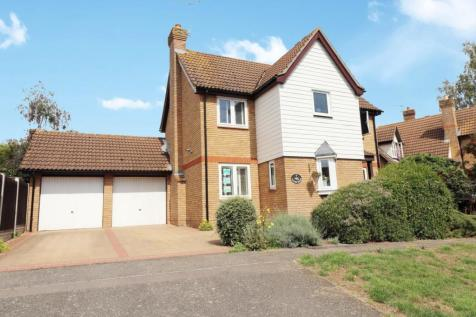 Froden Brook, Billericay. 4 bedroom detached house