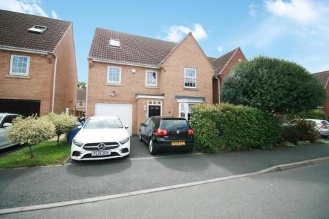 Magellan Way, Derby. 6 bedroom detached house