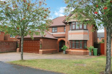 Prospero Drive, Heathcote, Warwick. 5 bedroom detached house