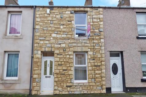 Harcourt Street, Workington. 2 bedroom terraced house for sale