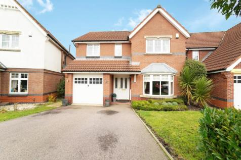 Hobhouse Close, Birmingham. 4 bedroom detached house