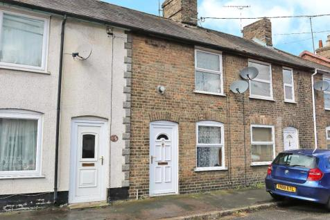 Regent Street, Stowmarket, IP14. 2 bedroom terraced house for sale