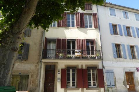 Chalabre, Aude, Languedoc-Roussillon. 5 bedroom town house