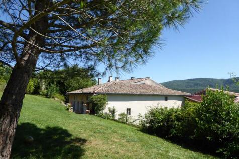 St-Jean-d`Aigues-Vives, Ariège, Midi-Pyrénées. 5 bedroom character property