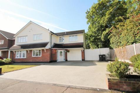 ALL SAINTS CLOSE, CHIGWELL IG7 6EG. 5 bedroom detached house for sale