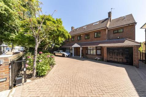 Park View Road, Ealing, W5. 7 bedroom detached house for sale