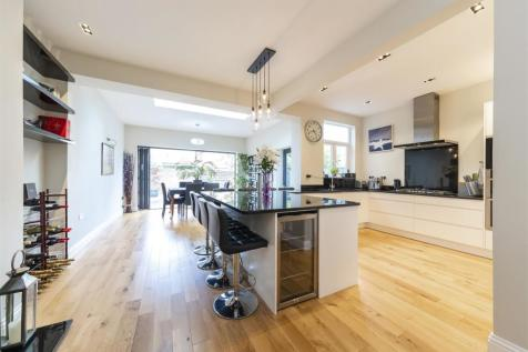 Waldemar Avenue, Ealing, W13. 4 bedroom semi-detached house for sale