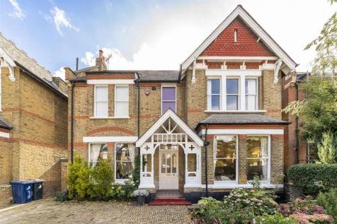 Hamilton Road, Ealing, London. 7 bedroom detached house for sale